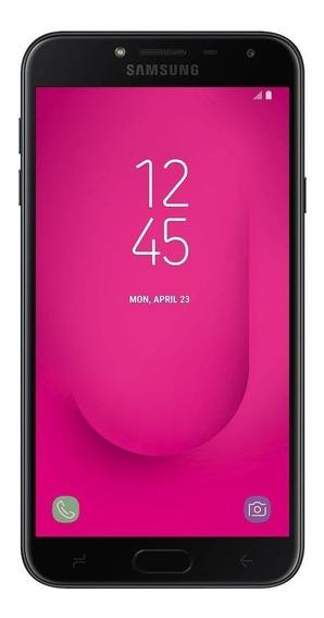 Samsung Galaxy J4 Duos - Preto - 32 GB - 2 GB