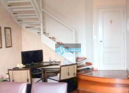 Imagem 1 de 22 de Apartamento Duplex Residencial À Venda, Tatuapé, São Paulo. - Ad0023
