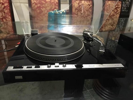 Toca Disco Sansui N/ Technics Pioneer Jbl Akai Thorens B&w