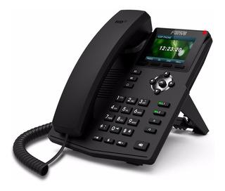 Fanvil X3sp - Telefono Ip Con Poe Y Pantalla Color