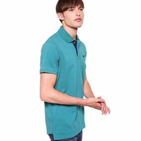 Camisa Polo Masculina Hollister - 100% Original - Tam: M P48