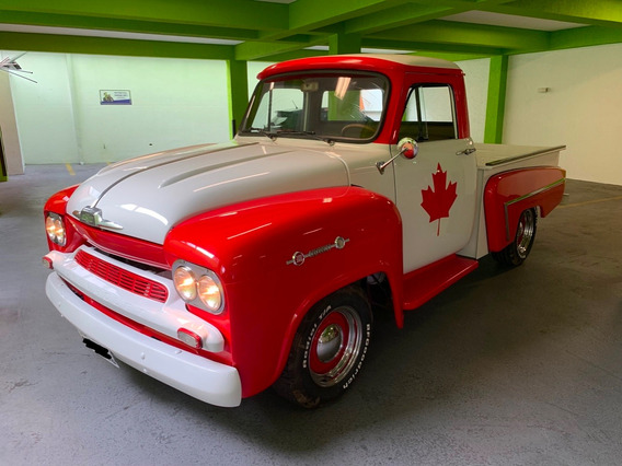 Chevrolet Brasil 3100 - Chevy Pickup Customizada - 1964