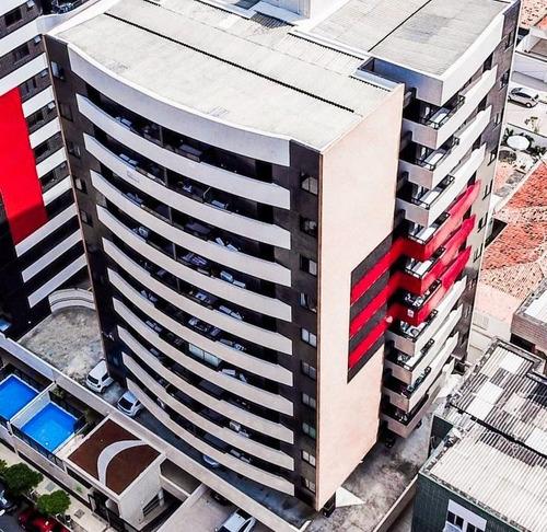 Imagem 1 de 20 de Edifício Indico Apartamento Com 3 Quartos 85 M² Na Jatiúca Em Maceió - Ap0025