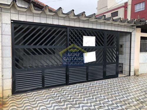 Maga Casa Com 3 Dorms, Tupi - R$ 450 Mil - Vesa021325