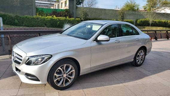 Mercedes-benz Clase C 1.8 200 Cgi Sport At 2014