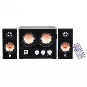 Caixa De Som C3tech 2.1 Sp-225s Bk Biv. - Pn504040250100