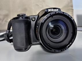 Câmera Digital Nikon Coolpix L830 16mp, Full Hd
