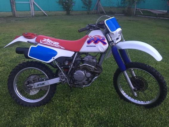 Honda Xr250 R