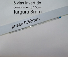 Flat Cable Asus E315127 - 615i050 Frete Gratis Carta