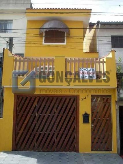 Venda Sobrado Santo Andre Jardim Marek Ref: 77475 - 1033-1-77475