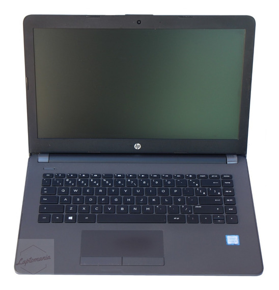 Notebook Hp 240 G6 I3-6006u 6º Ger 4gb Ddr4 Hd 500gb - Usado