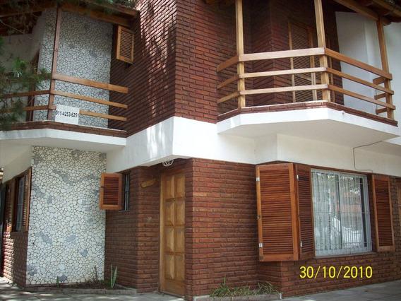 Casa En Alquiler Temporario En San Bernardo.