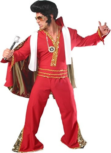 Alexanders Costumes Hombres Rock And Roll King