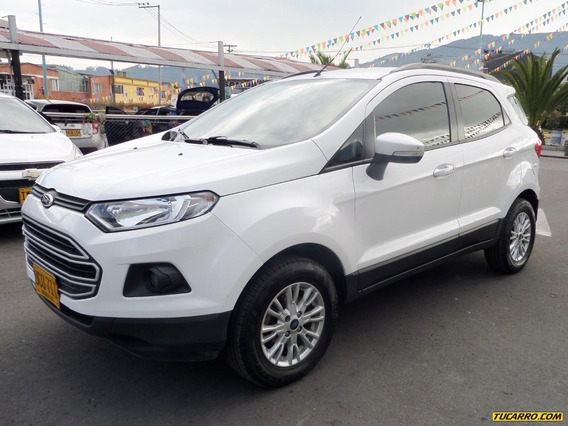 Ford Ecosport 2.0 Freestyle 4x2