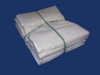 Saco Plástico Transp 10 X 10 Espessura 0,10 (grosso)/300 Un