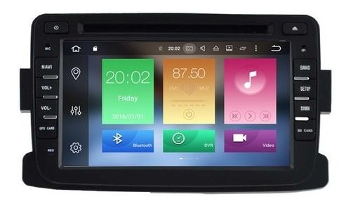 Radio Navi Gps Bluetooth Renault Duster Android 9.0 64gb 4gb