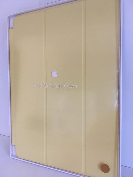 Capa P/ iPad Air - Apple Smart Cover Original (amarelo) #115