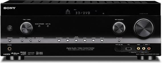 Receiver Str Dh820 - 3d - 7.2 Canais - Impecável