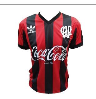 Camisa Athletico Paranaense Retrô 1989 Promoção