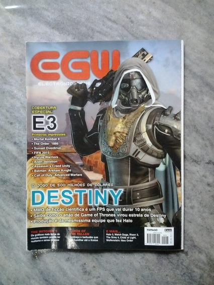 Egw - Nº.153 Destiny + Cobertura E3