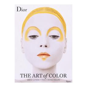 Livro Dior: The Art Of Color - Marc Ascoli Importado Novo