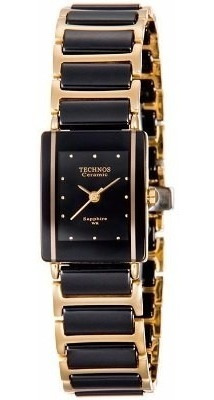 Relógio Technos Feminino Cerâmica Safira 5y30mypai/4p Tam P