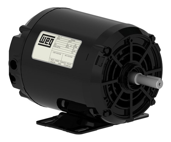 Motor Trifásico Ca 1.5 Cv D56 220/380v B3d Ip21 (12201421)