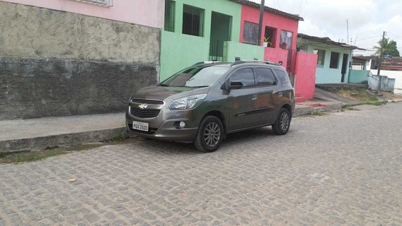 Chevrolet Spin 1.8 Advantage 5l 5p 2015