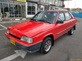 Renault R9 Brio Mt 1300cc Pc