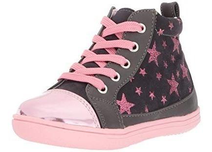 Botas Modelo Star Grey Rachel Shoes - Importadas