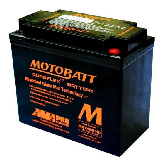 Bateria Motobatt Mbtx20u Hd Deuce Deluxe Fx Breakout Fat