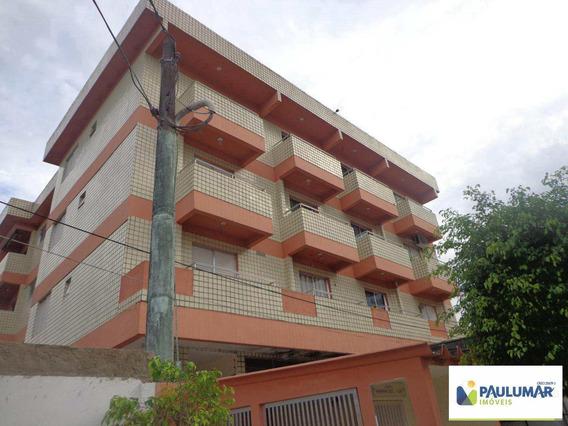 Apartamento Com 1 Dorm, Centro, Mongaguá - R$ 145 Mil, Cod: 828614 - V828614