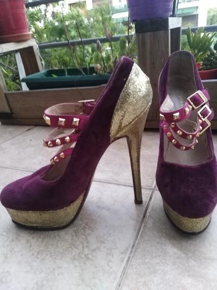 Zapatos Sarkany Excelente Estado!