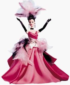 Barbie Collector The Flamingo Birds Mattel Nova Coleção