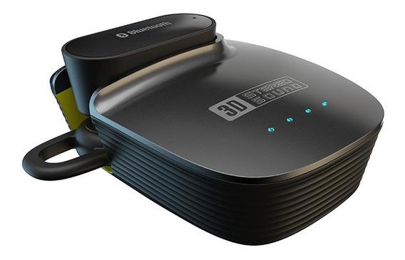 Preto Fonte T07 Bluetoothfree Headset Inteligente 5.0 Orelha