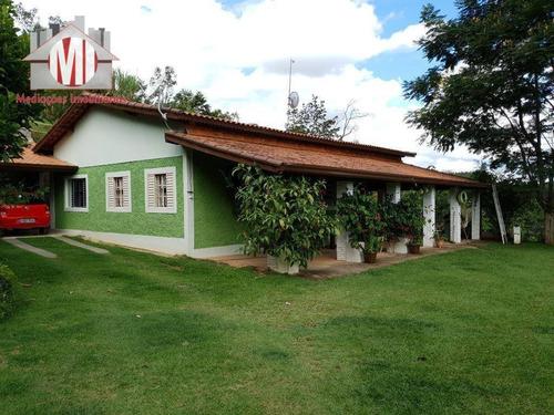 Chácara Com Escritura, 04 Dormitórios, Pomar.  À Venda, 2840 M² Por R$ 350.000 - Zona Rural - Pinhalzinho/sp - Ch0639