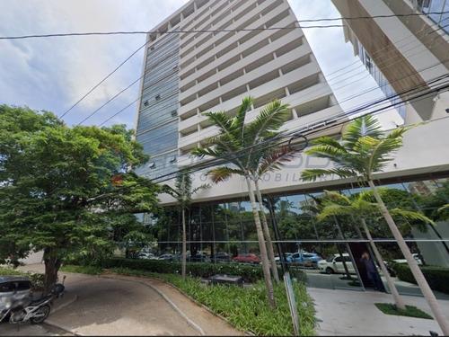 Sala Comercial Para Venda E Locação - Hemisphere Office Campinas 40m² - R$ 340,000,00 - Sa00196 - 69338005