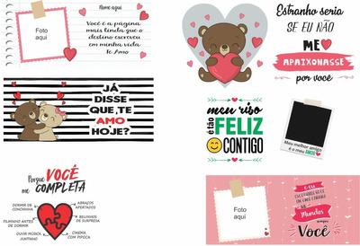 Pacote Artes Namorados