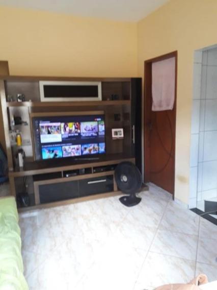 Casa Em Parque Xerem, Duque De Caxias/rj De 80m² 3 Quartos À Venda Por R$ 120.000,00 - Ca371584
