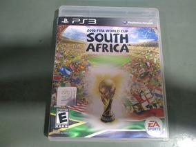 Jogo Seminovo 2010 Fifa World Cup Africa Ps3 Pronta Entrega
