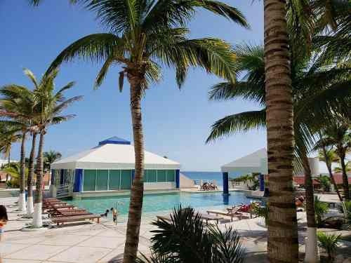 Invierte Estudio Con Acceso A Playa En Zona Hotelera