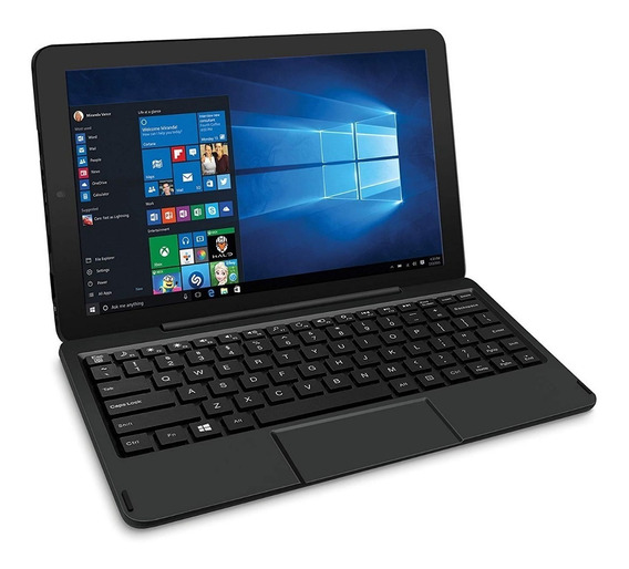 Notebook Tablet Rca Cambio 32gb Tela 10 Windows 10 Hdmi
