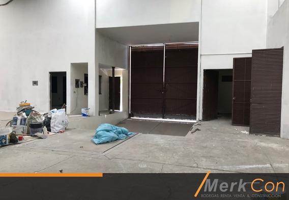Bodega Renta 900 M2 Zona Aeropuerto Las Liebres Anden Transformador Jalisco Mx