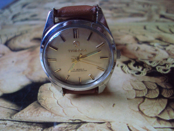Relógio Tressa 17 Jewels