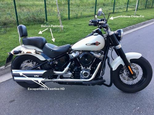 Harley Davidson - Softail Slim Flsl 2019
