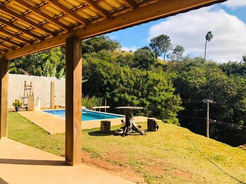 Imagem 1 de 12 de Sr Chacara Em Mairinque Projeto Na Planta