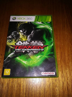 Tekken Tag Original Usado Xbox 360
