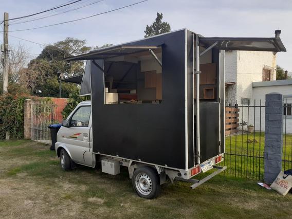Camioneta Pickup Dfsk 2018 Adaptada Para Food Truck