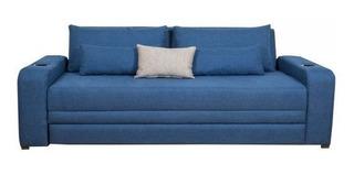 Sofa Cama Litto King Size Sofacama En Tela Mobydec Muebles