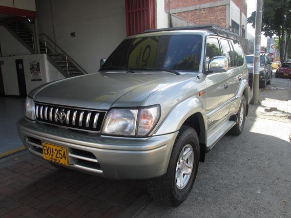 Toyota Prado Vx 3.4